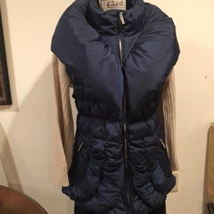 quilted vest size XL